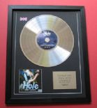 HOLE - Nobody's Daughter CD / PLATINUM PRESENTATION DISC
